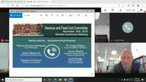 Revenue And Fixed Cost Committee - 11.19.2020