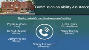 Commission on Ability Assistance