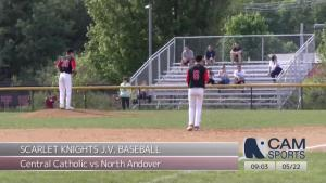 Scarlet Knights Baseball - JV vs Central Catholic - 05.22.2021