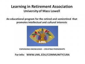![CDATA[ Learning in Retirement Association ]]