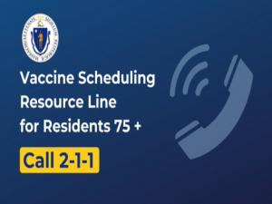 ![CDATA[ Vaccine Appointment Number  ]]