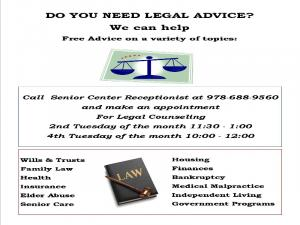 ![CDATA[ Legal Advice ]]