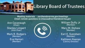 Stevens Memorial Library Board of Trustees