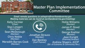 Master Plan Implementation Committee