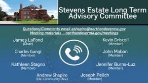 Stevens Estate Long-Term Advisory Committee