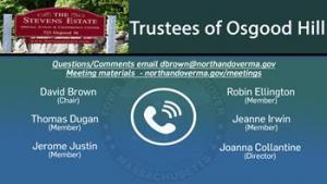 Stevens Estate Trustees of Osgood Hill