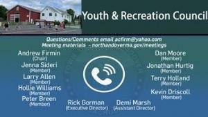 Youth & Recreation Council