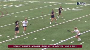 Scarlet Knights Lacrosse - Girls JV vs Andover - 06.03.2021