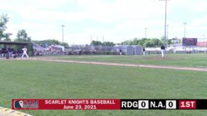Scarlet Knights Baseball - Varsity vs Reading - 06.23.2021