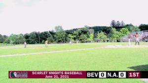 Scarlet Knights Baseball - Varsity vs Beverly - 06.21.2021
