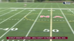 Scarlet Knights Lacrosse - Girls Varsity vs Peabody - 06.21.2021