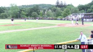 Scarlet Knights Baseball - Varsity vs St. Mary's - 06.25.2021