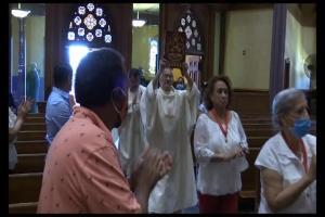 St Patrick's Church - Spanish Mass - 06.05.2021