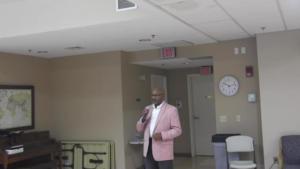 Senior Center Lecture - Courage