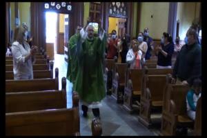 St Patrick's Church - Spanish Mass - 08.29.2021