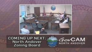 Zoning Board of Appeals - 08.10.2021