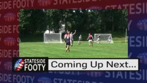 Stateside Footy - Episode 21-01: Maine Cats vs Boston Demons
