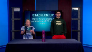 """CAM Youth Program - """"Minute To Win in It"""" - July 2021"""