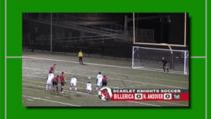 Scarlet Knights Soccer - NAHS Boys Varsity vs. Billerica - 09.28.2021