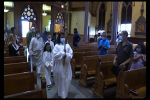 St Patrick's Church - Spanish Mass - 09.05.2021
