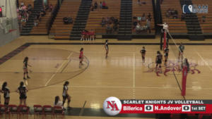 Scarlet Knights Volleyball - Girls JV vs Billerica - 09.17.2021