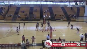 Scarlet Knights Volleyball - Girls JV vs Peabody - 09.09.2021