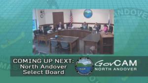 North Andover Select Board - 09.13.2021