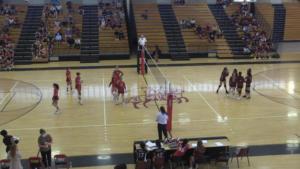 Scarlet Knights Volleyball - Girls Varsity vs Lowell - 09.13.2021