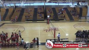 Scarlet Knights Volleyball - Girls Varsity vs Peabody - 09.09.2021