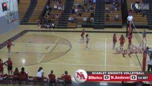 Scarlet Knights Volleyball - Girls Varsity vs Billerica - 09.17.2021