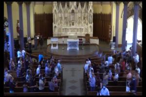 St Patrick's Church - Spanish Mass - 09.19.2021