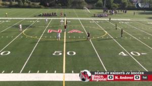 Scarlet Knights Soccer - NAHS Girls JV vs. Masconomet - 09.20.2021