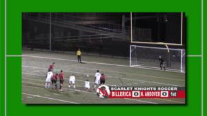 Scarlet Knights Soccer - NAHS Boys Varsity vs. Lowell - 09.09.2021