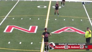 Scarlet Knights Soccer - NAHS Girls Varsity vs. Haverhill - 09.23.2021