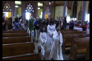 St Patrick's Church - Spanish Mass - 10.10.2021