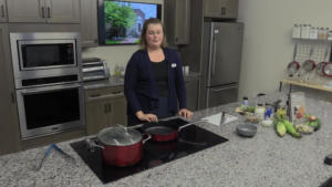 """North Andover Reads """"First Neighbors, Still Neighbors"""" - Cooking Demonstration - Three Sisters Mash"""