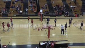 Scarlet Knights Volleyball - Girls Varsity vs Lawrence - 10.06.2021