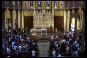 St Patrick's Church - Spanish Mass - 10.03.2021